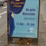 Plakat des Ludwigshafener Prinzregententheaters
